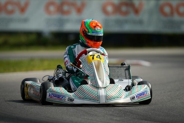 FIA Karting Grand Prix - Zuera