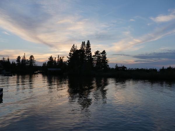 Divoká jezera