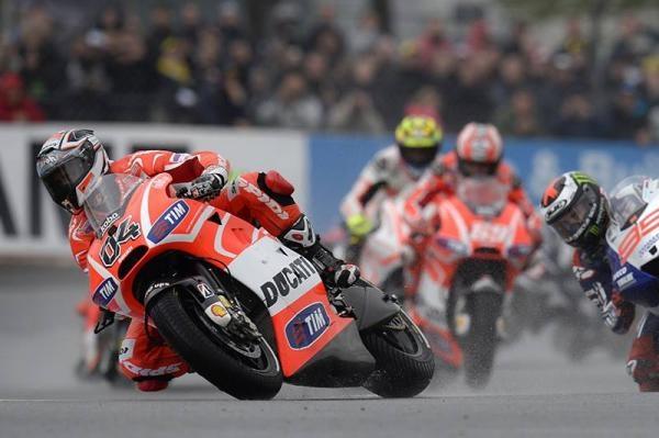MotoGP - VC Francie (trénink Moto2)