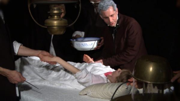 Dokument Muž, který zavraždil Sherlocka Holmese