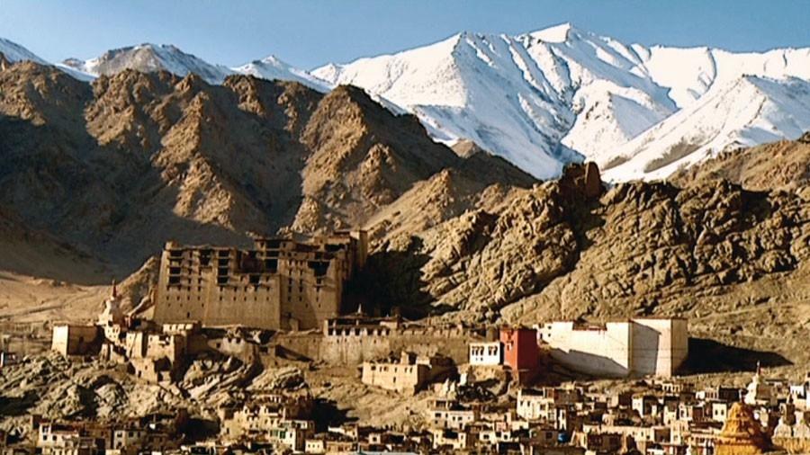 Dokument Himálajská království