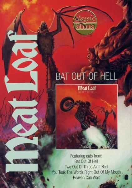 Dokument Slavná alba: Meat Loaf - Bat Out Of Hell