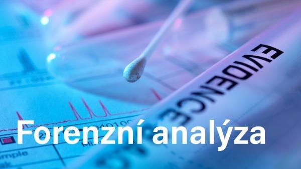 Dokument Forenzní analýza