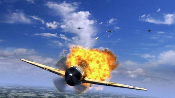 Letečtí stíhači v boji 10.4.2021