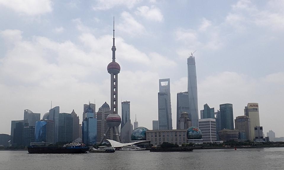 Dokument Zmenil tvár Šanghaja