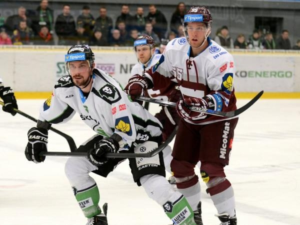 Hokej: BK Mladá Boleslav - HC Sparta Praha
