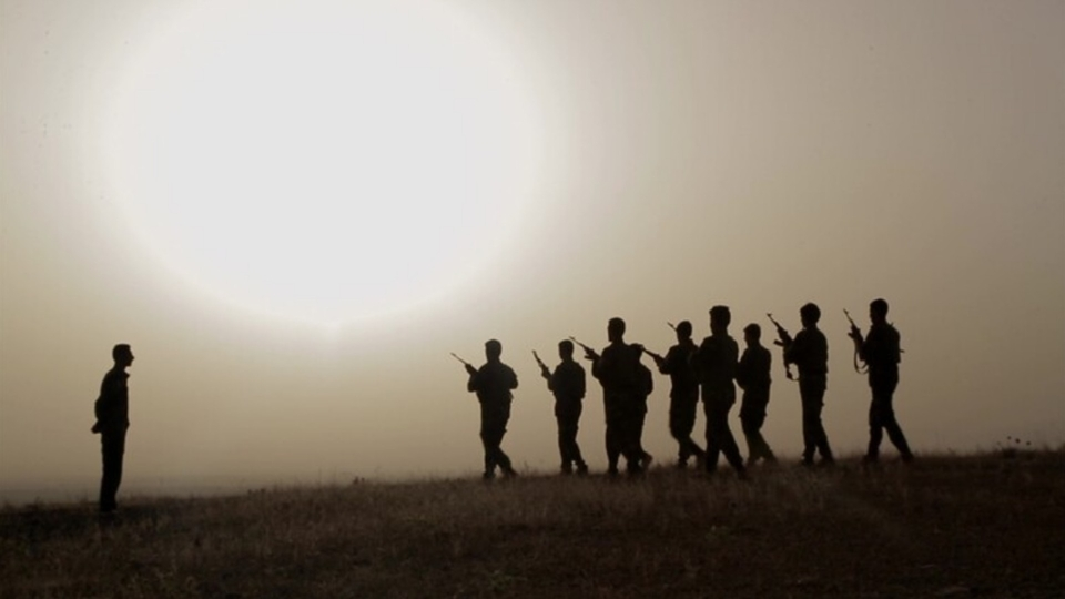 Dokument Kurdistán - Úskalí života ve válečné zóně