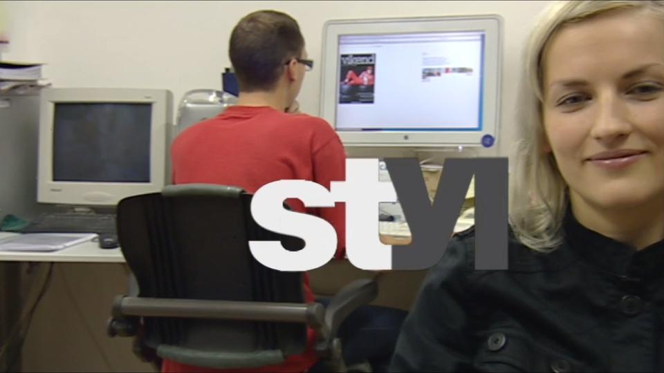 Dokument Webdesign