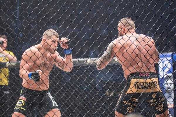 GCF 62 - Cage Fight Olomouc