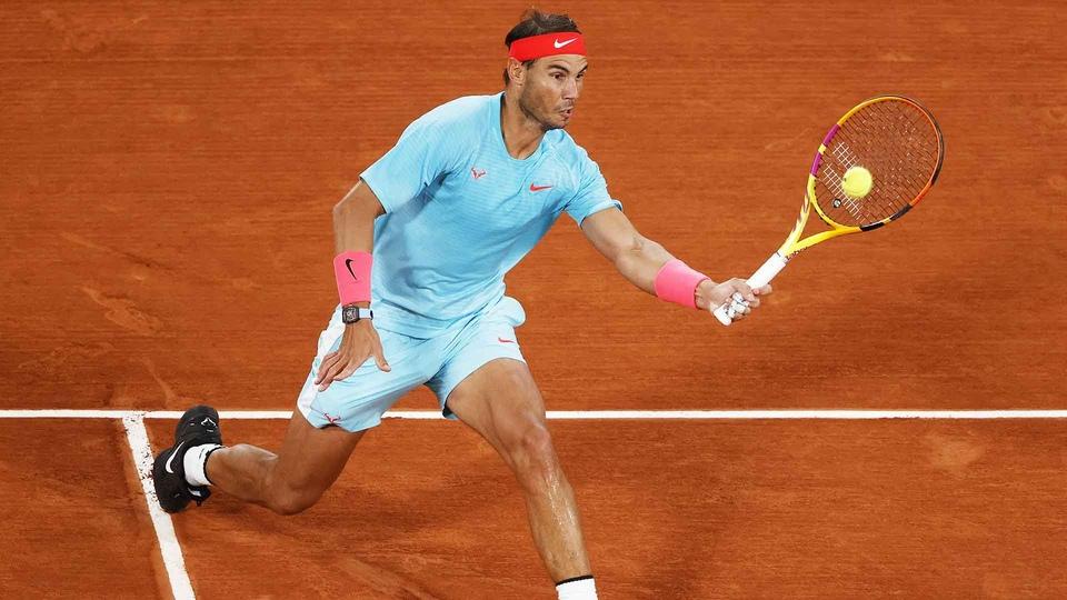Tenis: Rafael Nadal - Diego Schwartzman