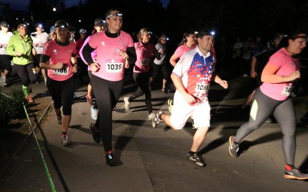 Sport v regionech: NN Night Run 2020 České Budějovice
