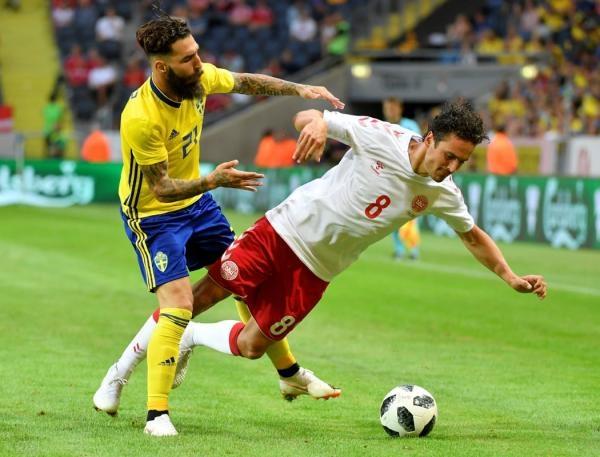 Fotbal: Švédsko - Slovensko