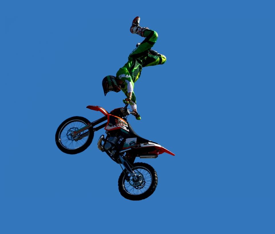 S 4cross týmem o motokrosu