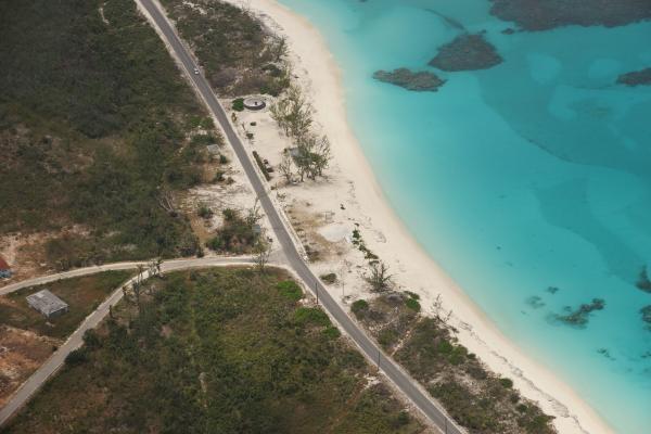 Karibik z neba