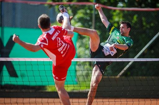 Sport v regionech: M ČR v nohejbalu jednotlivců