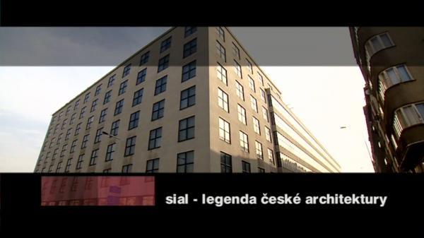 SIAL - legenda české architektury