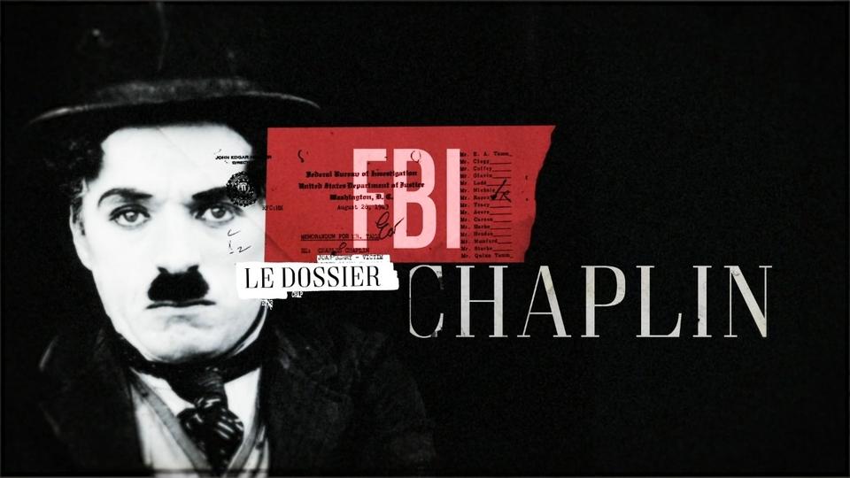 Dokument Chaplin versus FBI