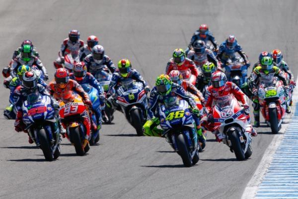 MotoGP - VC Španělska (závod MotoGP)