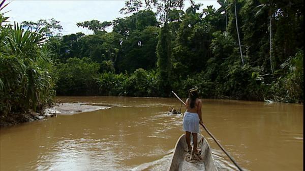 Poslední lovci v Ekvádoru