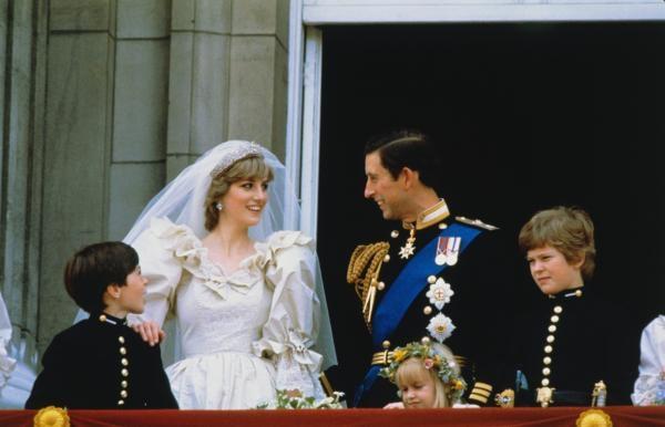 Charles a Diana - pravda o svatbě