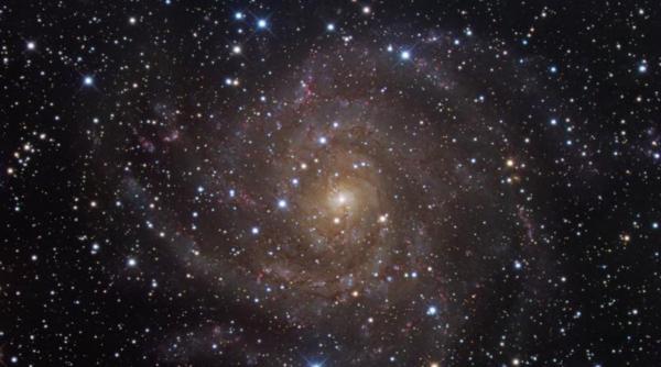 Hlubinami vesmíru s dr. Martinem Ferusem, astrochemie