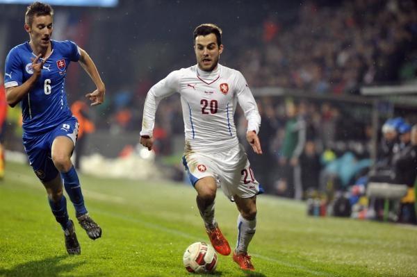 Fotbal: Polsko - Slovensko