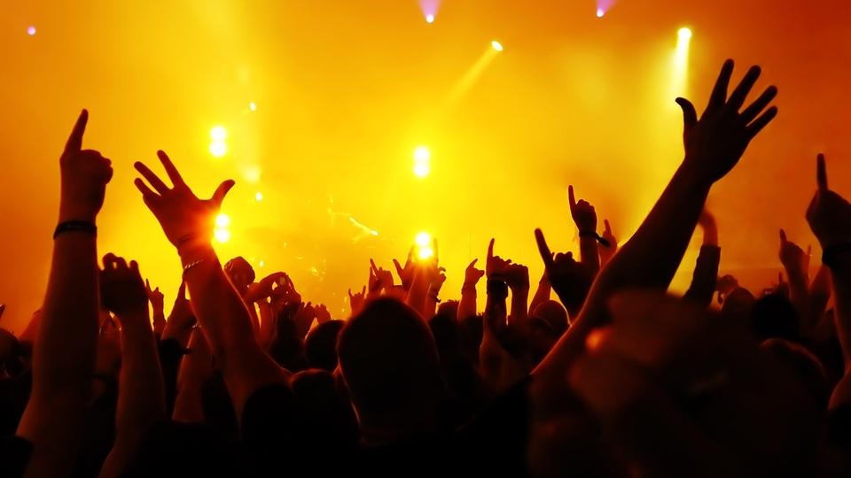 Hudobné pódium