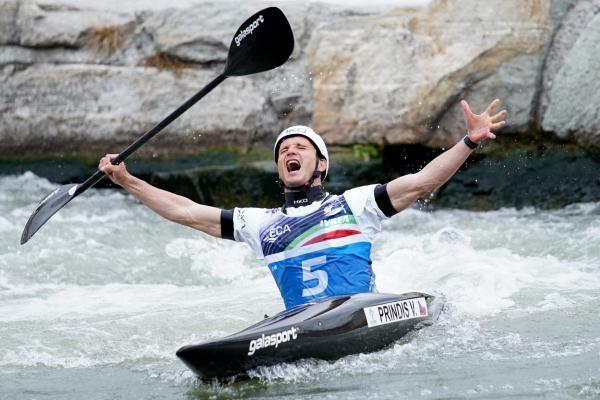 Vodní slalom: ME juniorů 2021 Slovinsko