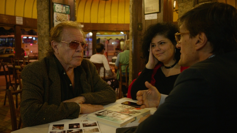 Documentary Kde jsi, Joao Gilberto?