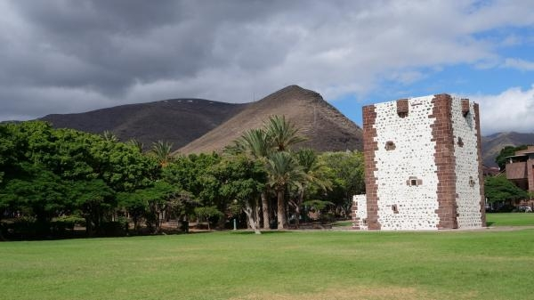 Dokument Na cestě po kanárské La Gomeře a El Hierru