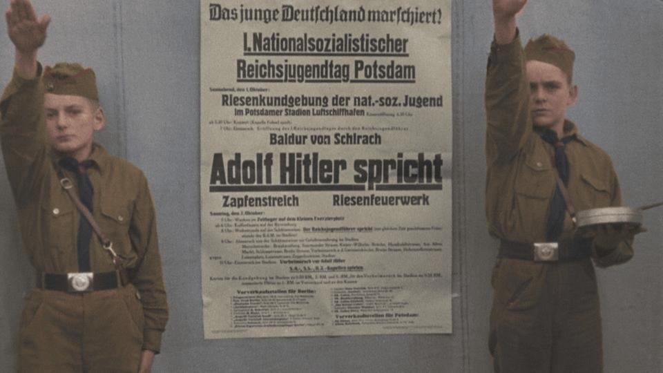 Dokument Hitlerjugend: Poslední bitva dětských vojáků
