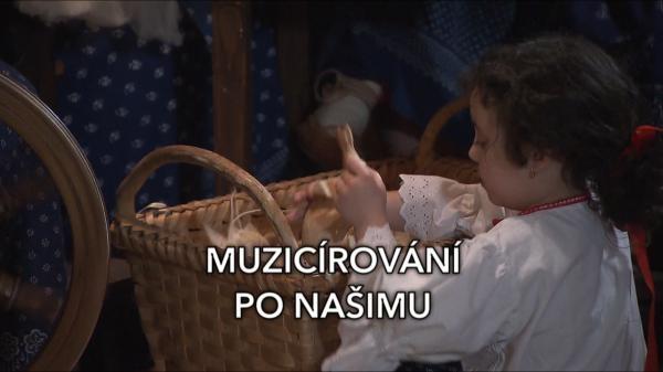 Muzicírování po našimu