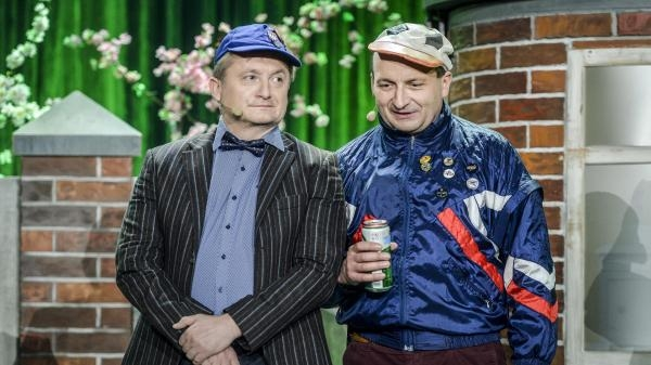 Hity polskiego kabaretu
