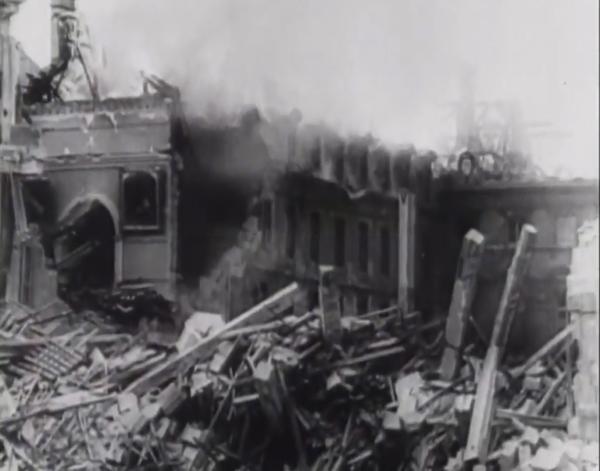 Bombardování Drážďan