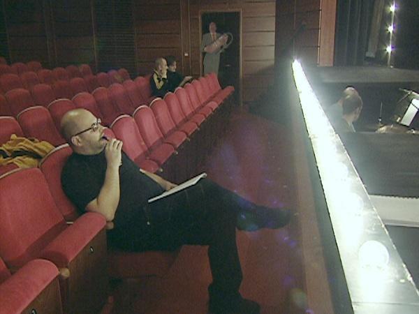 Vladimír Morávek, režisér