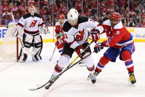 New Jersey Devils - Washington Capitals