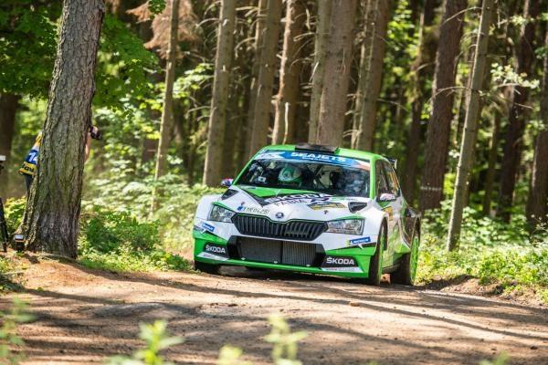 Czech Rally 2020