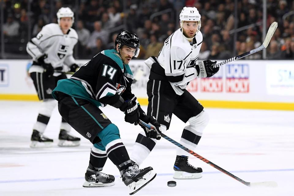 Los Angeles Kings - Anaheim Ducks