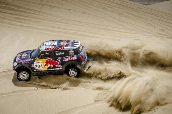SP FIA cross country Baja