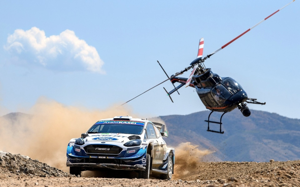 Motorismus: Safari Rally Keňa
