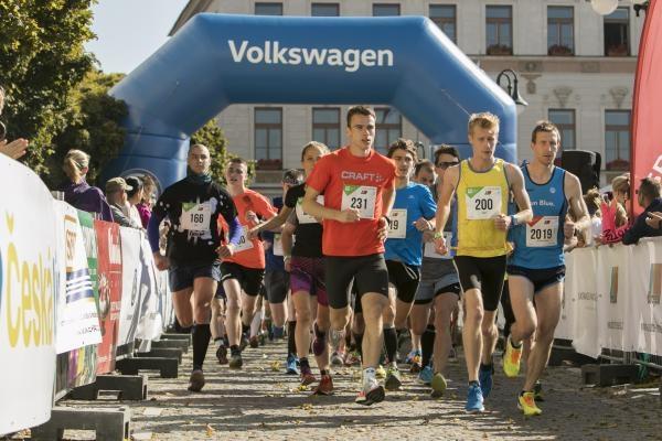 Sport v regionech: CITY CROSS RUN & WALK Česká Lípa