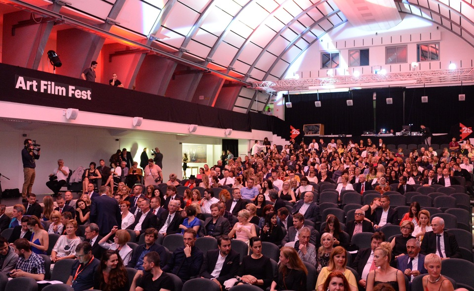 Dokument Festivalové minúty: Art Film Fest