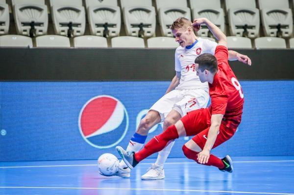 Futsal: Česko - Vietnam