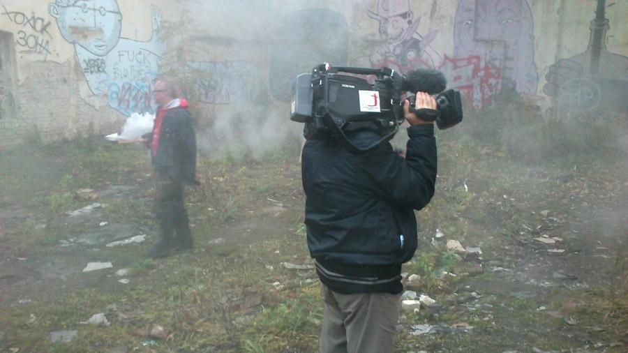 Documentary Zpráva o přípravě na konec světa v Česku, L. P. 2012