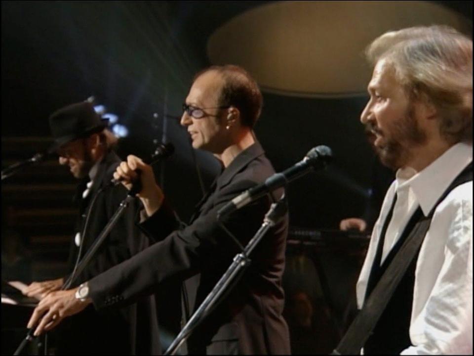 Bee Gees živě v Las Vegas