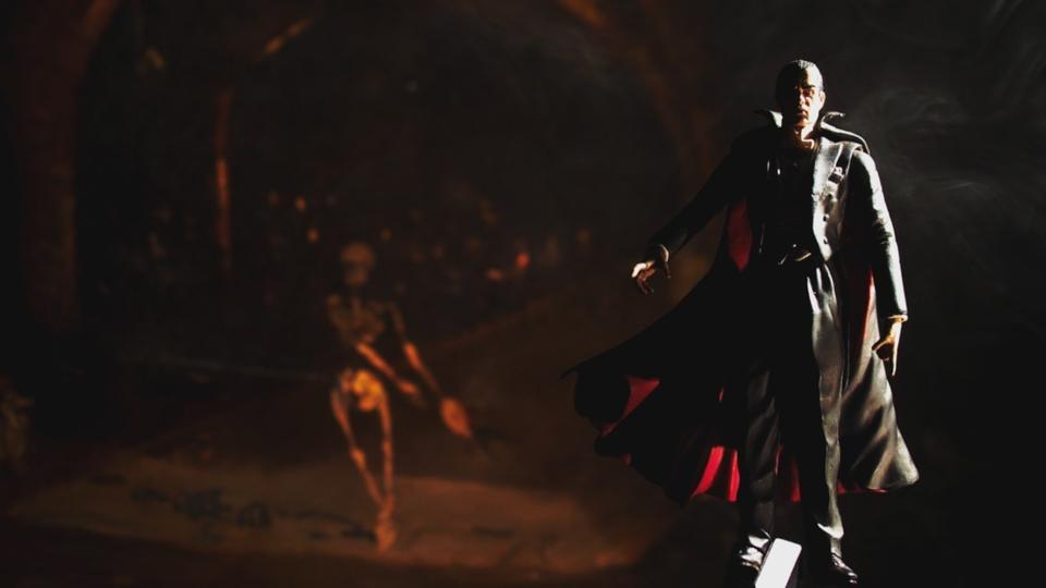 Dokument Legenda jménem Dracula