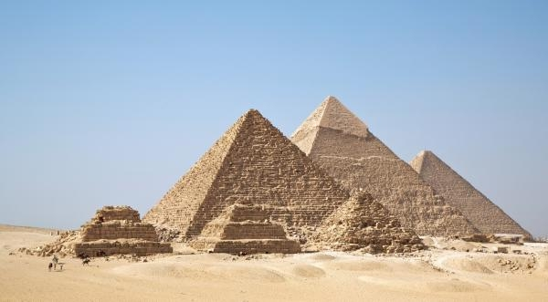 Ztracená tajemství Velké pyramidy
