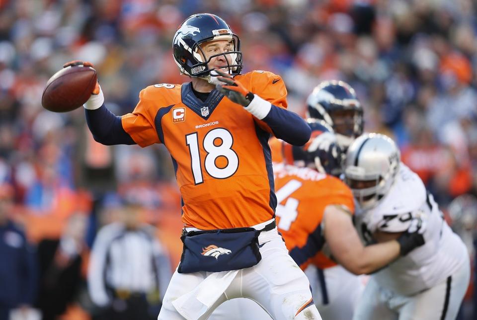 Nesmrteľní - Peyton Manning