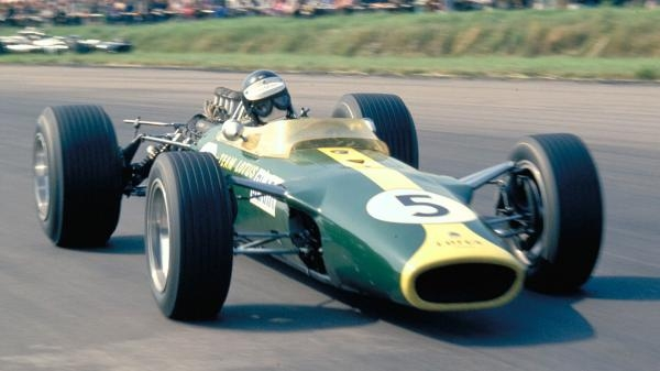 GP Legends - Jim Clark