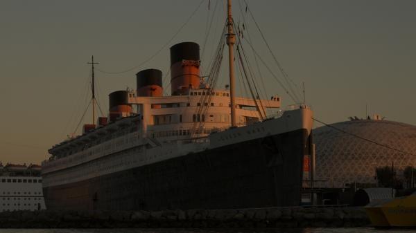 Dokument Queen Mary, královna oceánů